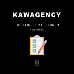 Todo list pour client - Version gratuite