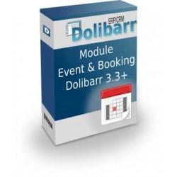Evènements et réservations