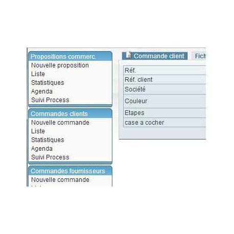 Process : amélioration de la vue des workflow commerciaux