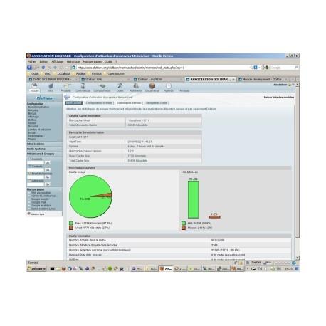 Accélérateur Memcached 3.6-3.7-3.8-3.9-4.0