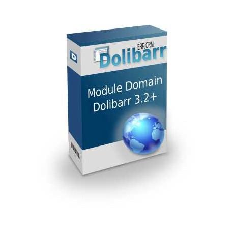 Module domaine - Dolibarr 3.8