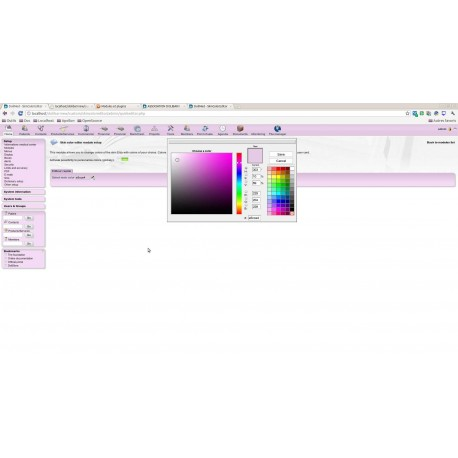 SkinColor Editeur 3.4-3.7